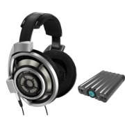 Pachete PROMO Casti si AMP - Sennheiser - HD 800 + iFi Audio xDSD