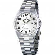 Reloj F16374/9 Plateado Festina Acero Clasico Festina