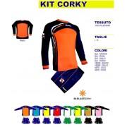 Zeus- Completo Calcio Kit Corky