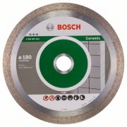 Диск диамантен за рязане Best for Ceramic, 180 x 22,23 x 2,2 x 10 mm, 1 бр./оп., 2608602633, BOSCH
