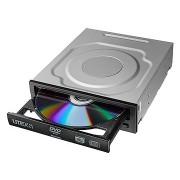 Lite-On 24X SATA Internal DVD/RW Optical Drives Black
