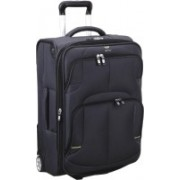 Delsey Apex Lite Expandable Cabin Luggage - 21 inch(Grey)