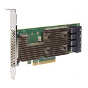 BROADCOM HBA SAS 9305-16i SGL 16-Port Int. 12Gb/s PCIe 3.0