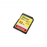 SanDisk Extreme 32GB 90 Mb/s SDHC UHS-I Card (SDSDXVE-032G-GNCIN) [Newest Version]