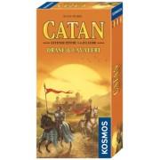 Joc de societate Catan Orase&Cavaleri extensie 5/6 jucatori Kosmos