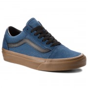 Teniși VANS - Old Skool VN0A38G1U4C (Gum Outsole) Dark Denim