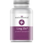 Nutrimental Ling Zhi⑧ (gecracktes 8:1 Sporenpulveröl) - 60 Softgel-Kapseln