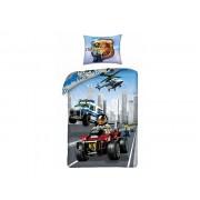 LEG-824 Lenjerie de pat LEGO City