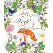Into the Wild: An Exotic Woodland Coloring Book, Paperback/Daisy Fletcher