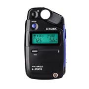 Sekonic L-308x Flashmate - Esposimetro Digitale - 2 Anni Di Garanzia