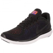 Nike Men's Flex 2017 Rn Black Sports Shoes