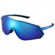 Shimano Cykelglasögon Shimano S-Phyre X polariserad blå