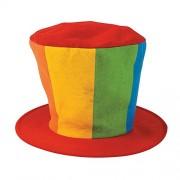 Fun Express IN-15-424 Felt Oversized Clown Top Hat