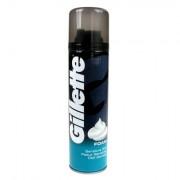 Gillette Shave Foam Sensitive pjena za brijanje 300 ml oštećena bočica za muškarce