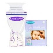 Lansinoh vrećice za čuvanje i zamrzavanje izdojenog mlijeka