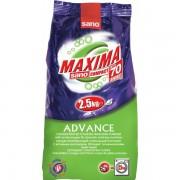 Detergent pudra pentru tesaturi, 2.50 Kg, SANO Maxima Advance