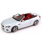 Miniatura BMW Seria 6 Cabrio F12M 1:18 Silverstone