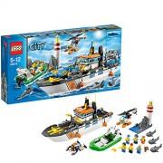 Lego City Coast Guard Coast Guard Patrol