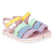 Sandale Fete Bibi Flat Form Multicolor