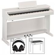 Yamaha Arius YDP-163 WH Set Piano digital