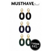 Musthave Deal Oval Luxury