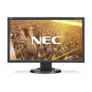 """NEC MultiSync E233WMi 23"""" Full HD IPS Nero monitor piatto per PC"""