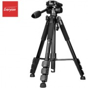 Everycom Professional Flexible Tripod for SLR Digital Camera with Pan Head Carrying Bag