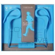 Maxy Vennus Auricolare Bluetooth Con Supporto Orecchio Bt-1 Eb-Mk-B008-Lc Blu Per Modelli A Marchio Xiaomi