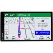 "Sistem de navigatie Garmin DriveSmart 61 LMT-S, WQVGA TFT Capacitive Touchscreen 6"", Wi-Fi, Harta Full Europa, Actualizari pe Viata a Hartilor"