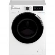 Masina de spalat rufe Beko WTE12744XWD, Independenta, 12 kg, 16 programe, 1400, Silent Mode , Optisense, A+++ -20%, 60 cm, Alb