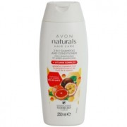 Avon Naturals Hair Care champô e condicionador 2 em 1 250 ml