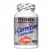 Weider L-Carnitine Caps 100 Cápsulas de 1.500mg