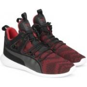Puma Ferrari SF Evo Cat mid Sneakers For Men(Red, Black)