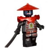 Lego Ninjago 2013 Final Battle Stone Army Swordsman Minifigure