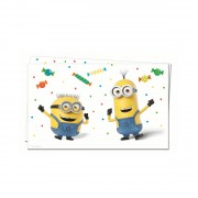 Fata de masa Minions Ballons Party - 120x180 cm
