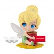 Cjay Disney Q Posket Sweetiny Mini Figure Tinker Bell Version B 8 cm