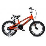 "Dječji bicikl Space aluminij 12"" narančasti"