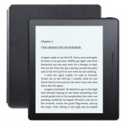 "E-Book Reader Amazon Kindle Oasis Gen.8, Ecran 7"", 300 ppi, 4GB, Wi-Fi, 3G, Waterproof, Husa din piele inclusa (Negru)"