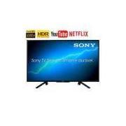 Smart Tv 50'' LCD Led Sony Kdl50w665f Hdr, Wi-Fi, Hdmi, USB, Motionflow, Xr240 X Reality Pro