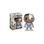 Boneco Funko Pop Liga Da Justiça Cyborg 209
