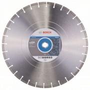 Диск диамантен за рязане Standard for Stone, 450 x 25,40 x 3,6 x 10 mm, 1 бр./оп., 2608602605, BOSCH