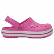 Crocs Crocband Clog 204537-6U9 Roz Copii 22/23