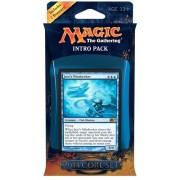 Magic The Gathering M14: Mtg: 2014 Core Set Intro Pack: Psychic Labyrinth Theme Deck (Includes 2 Booster Packs)