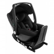 Be Cool Asiento de coche Be Cool One Solid Black + Base I-Size