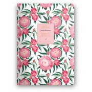 Dolce Blocco Florette Notebook A5, Lovely Blossoms