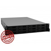 Synology NAS RS2418RP+ (12 HDD)