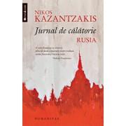 Jurnal de calatorie. Rusia/Nikos Kazantzakis