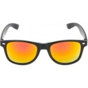 jaknap Wayfarer Sunglasses(Red, Yellow)