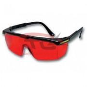Ochelari pentru rază laser roşie