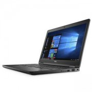 Лаптоп Dell Latitude 5580, 15.6 1920 x 1080 Anti-Glare, Core i7-7820HQ (QuadCore, 2.90Gz, 8MB cache), 8GB DDR4, 256GB SSD, N066L558015EMEA_UBU-14
